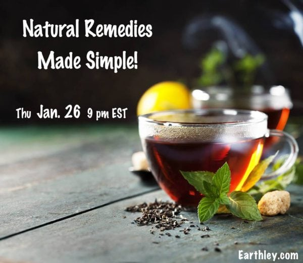 natural remedies made simple!